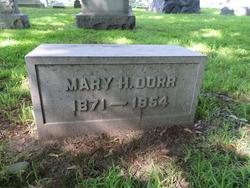 Mary H Dorr