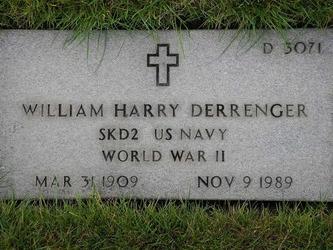 William Harry Derrenger