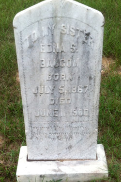 Edna S. <I>Goldsberry</I> Baucom