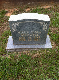 Willie Viola <I>Acrey</I> Birdwell