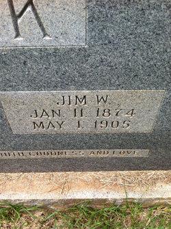 "James W. ""Jim"" Burk"