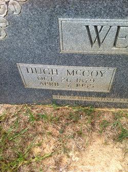 Hugh McCoy Weatherly