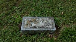Maude Phoebe Gage
