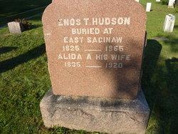 Enos T Hudson