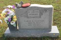 Carlie Glenn Clayton