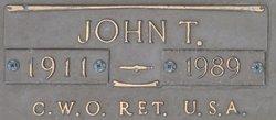 John Taylor Abrahams