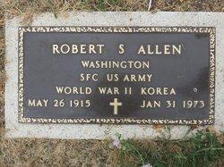 Robert S Allen