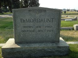 Delphine DeMordaunt