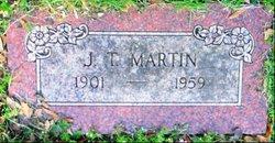 """Jack Tolliver """"J. T."""" Martin"""