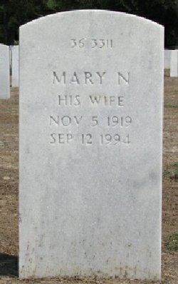 Mary Nelle <I>Pate</I> Addy