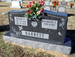 Raymond Jefferson Barrett
