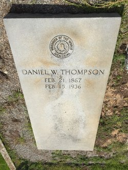 Daniel Webster Thompson