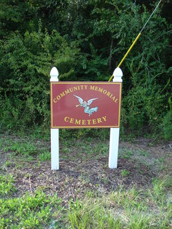 Pine Island Community Cemetery