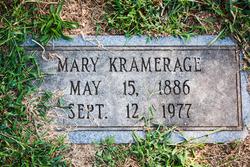 Mary Kramerage