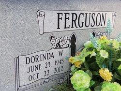 Dorinda <I>Williams</I> Ferguson