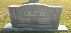 Carlie Preston Benson