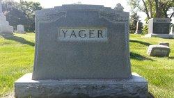 Bertha <I>Rogers</I> Yager