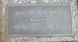 Phillip Morris McCarthy