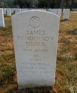 James Henderson Biddle