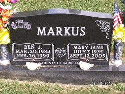 Ben J Markus, Jr
