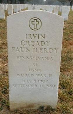 Irvin Cready Fauntleroy