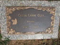 Cassie Lynne <I>Dixon</I> Oley