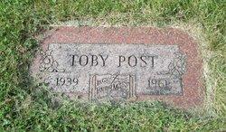 """Tobias """"Toby"""" Post"""