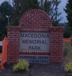 Macedonia Memorial Park