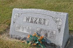 Lucille H Wezet