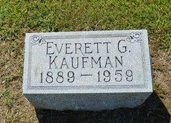 Everett G. Kaufman, Sr