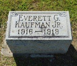 Everett G. Kaufman
