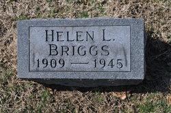 Helen <I>Williams</I> Briggs