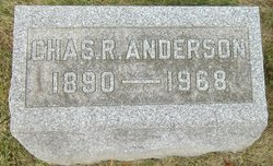 Charles R Anderson