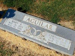 Mary R Aguilar