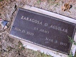 Zaragoza O Aguilar