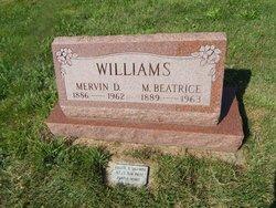 Mary Beatrice <I>Bowman</I> Williams