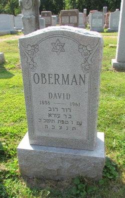 David Oberman