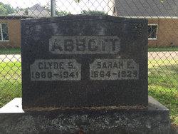 Sarah E. <I>Henderson</I> Abbott