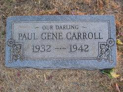 Paul Gene Carroll
