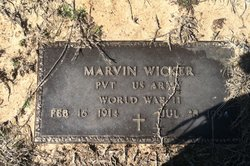 Marvin Woodrow Wicker
