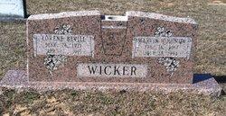 Lorene <I>Bevill</I> Wicker
