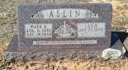 Mark Brice Aslin