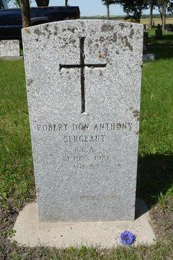 Robert Don Anthony