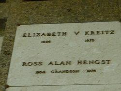 Elizabeth Veronica <I>Meuth</I> Kreitz