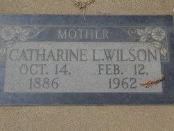 Catharine L. Wilson