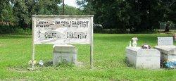 Morning Pilgrim Baptist Church Cemetery