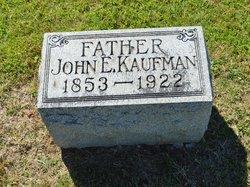 John E. Kaufman