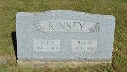 Mary Elizabeth Kinsey