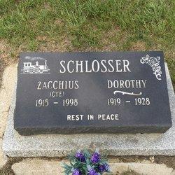 Dorothy Schlosser