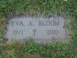 Eva A <I>Malik</I> Bloom